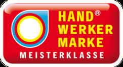 Handwerker Marke Meisterklasse