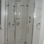 Badezimmer 17 Dusche