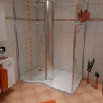 Badezimmer 3 Dusche