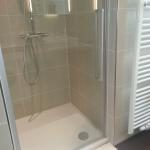 Badezimmer 4 Dusche