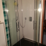 Badezimmer 10 Dusche Acrylglas