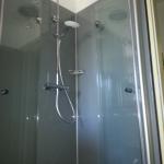 Badezimmer 5 Dusche Acrylglas 2