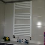 Badezimmer 11 Heizung weiß