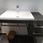 Badezimmer 16 Waschbecken