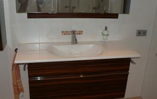 Badezimmer 17 Waschbecken