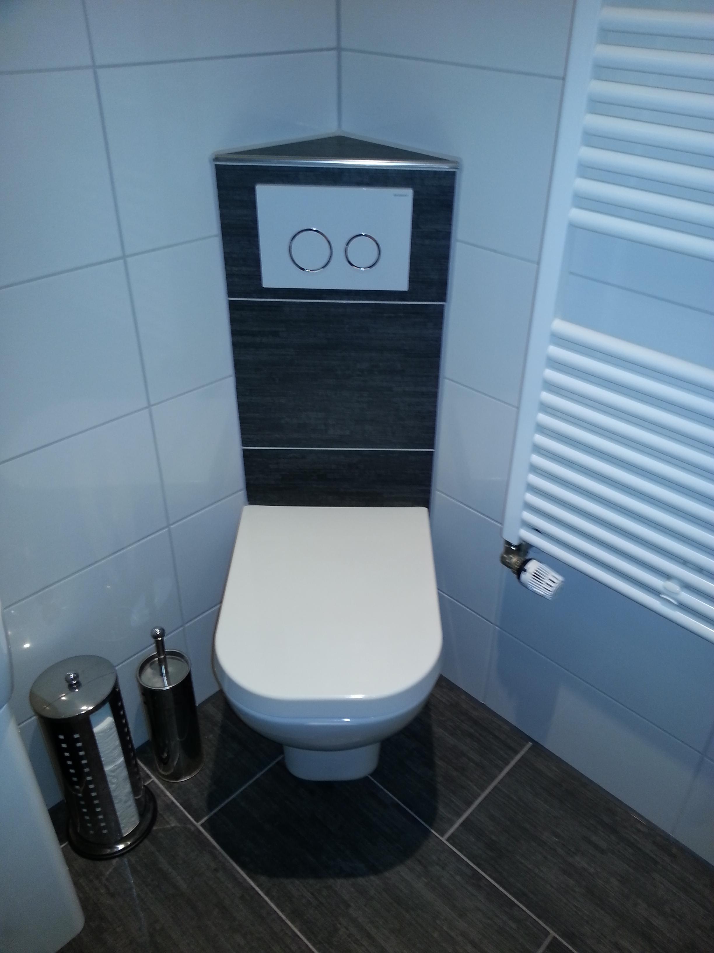 Favorit Gerd Nolte Heizung & Sanitär – Gäste WC mit Dusche MQ21