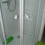 Gäste WC 18 Dusche