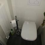 Gäste WC 15 Toilette
