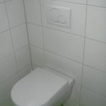Gäste WC 18 Toilette