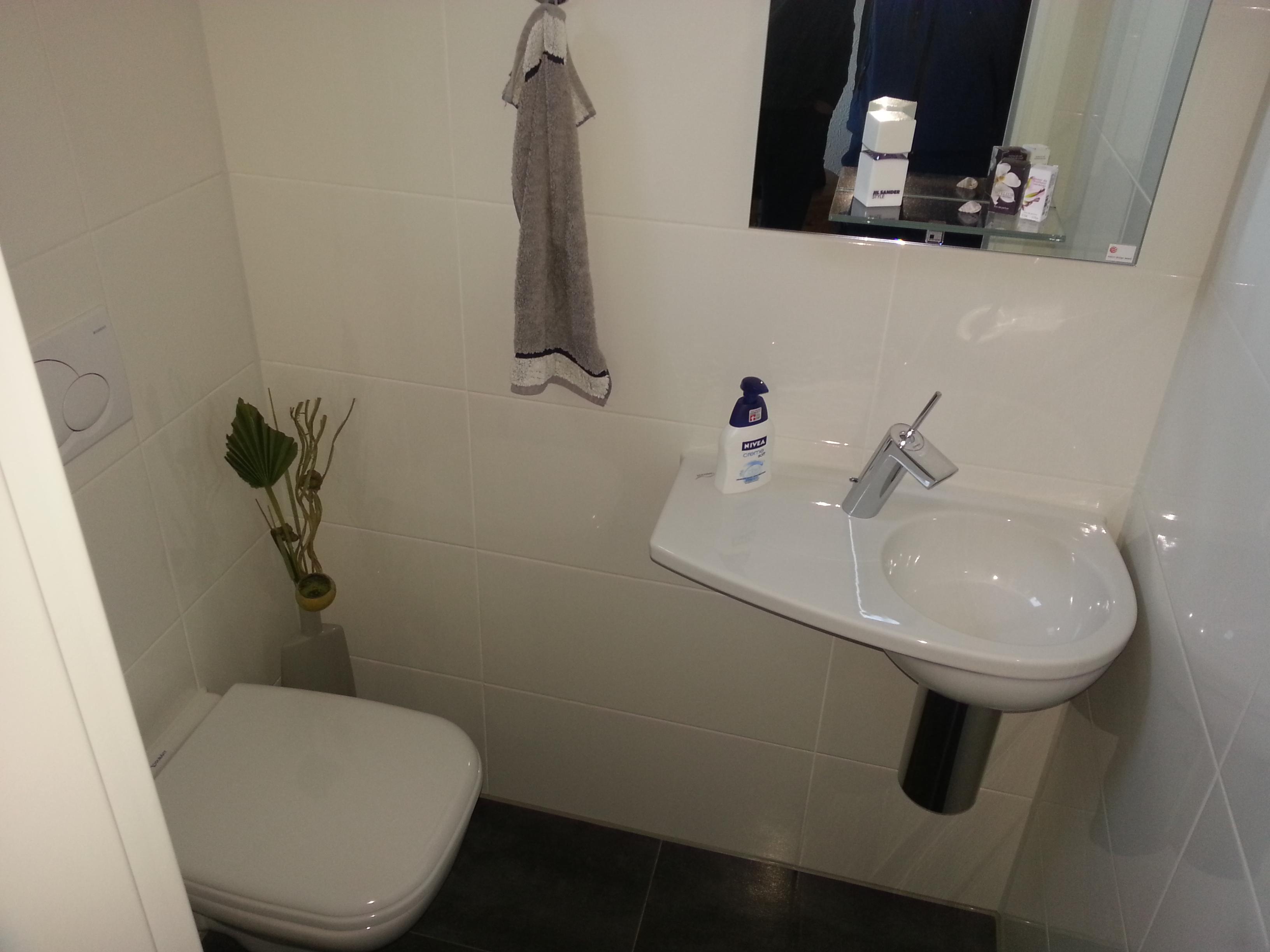 Gut gemocht Gerd Nolte Heizung & Sanitär – Gäste WC mit Rund-Dusche YB12
