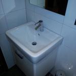 Gäste WC 13 Waschbecken