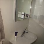 Gäste WC 15 Waschbecken