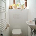 Acrylglasplatten Gäste WC