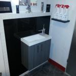 Acrylglasplatten Waschbecken