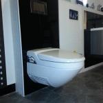 Acrylglasplatten WC