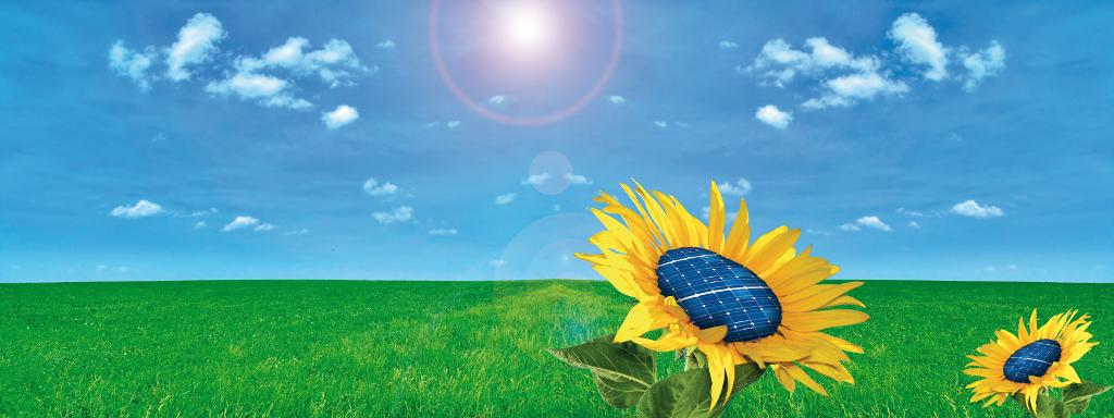 Solar Heizung Energie sparen