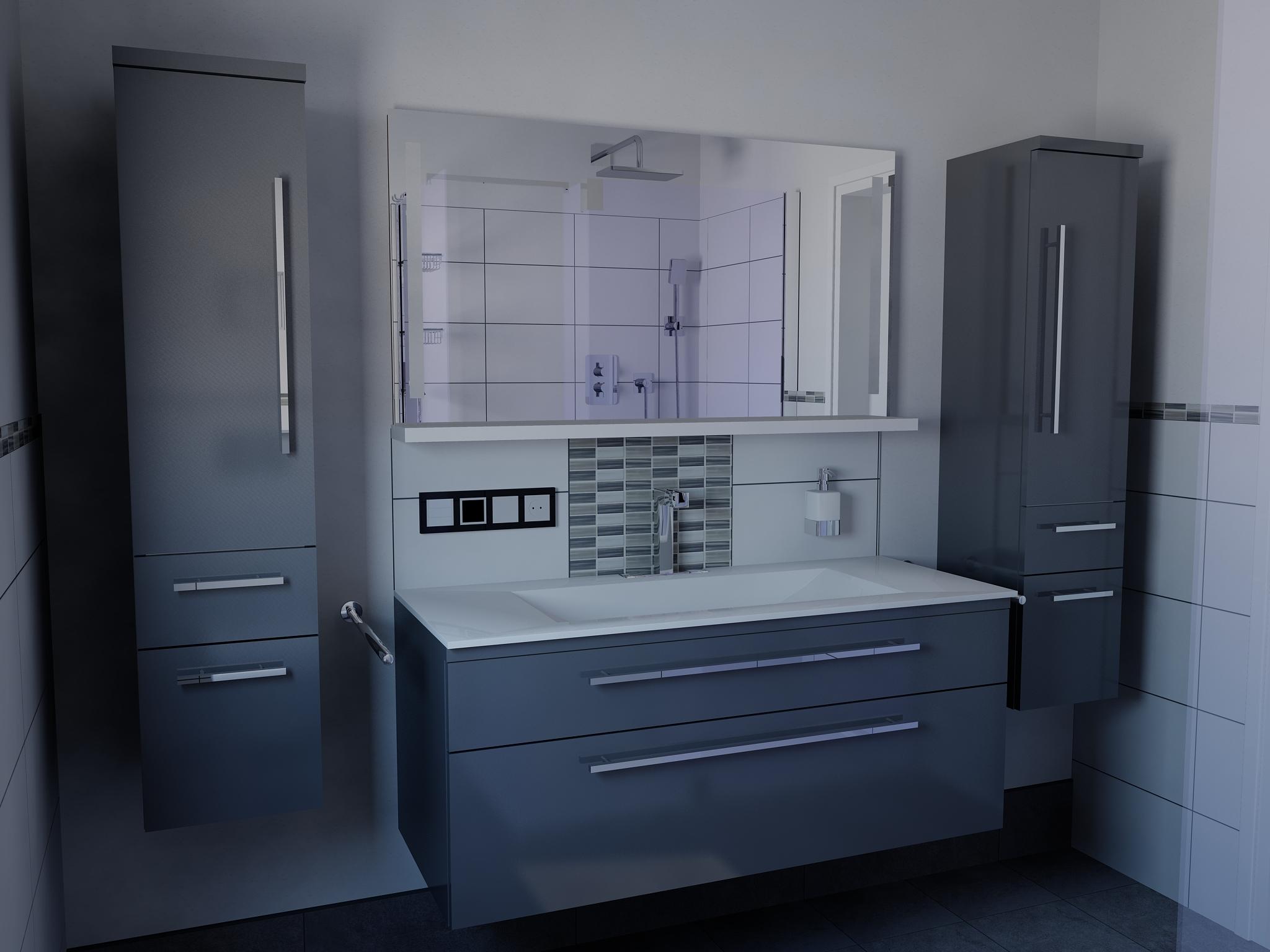 badezimmer einrichten 3d kahlenberg inspirierende beispiele