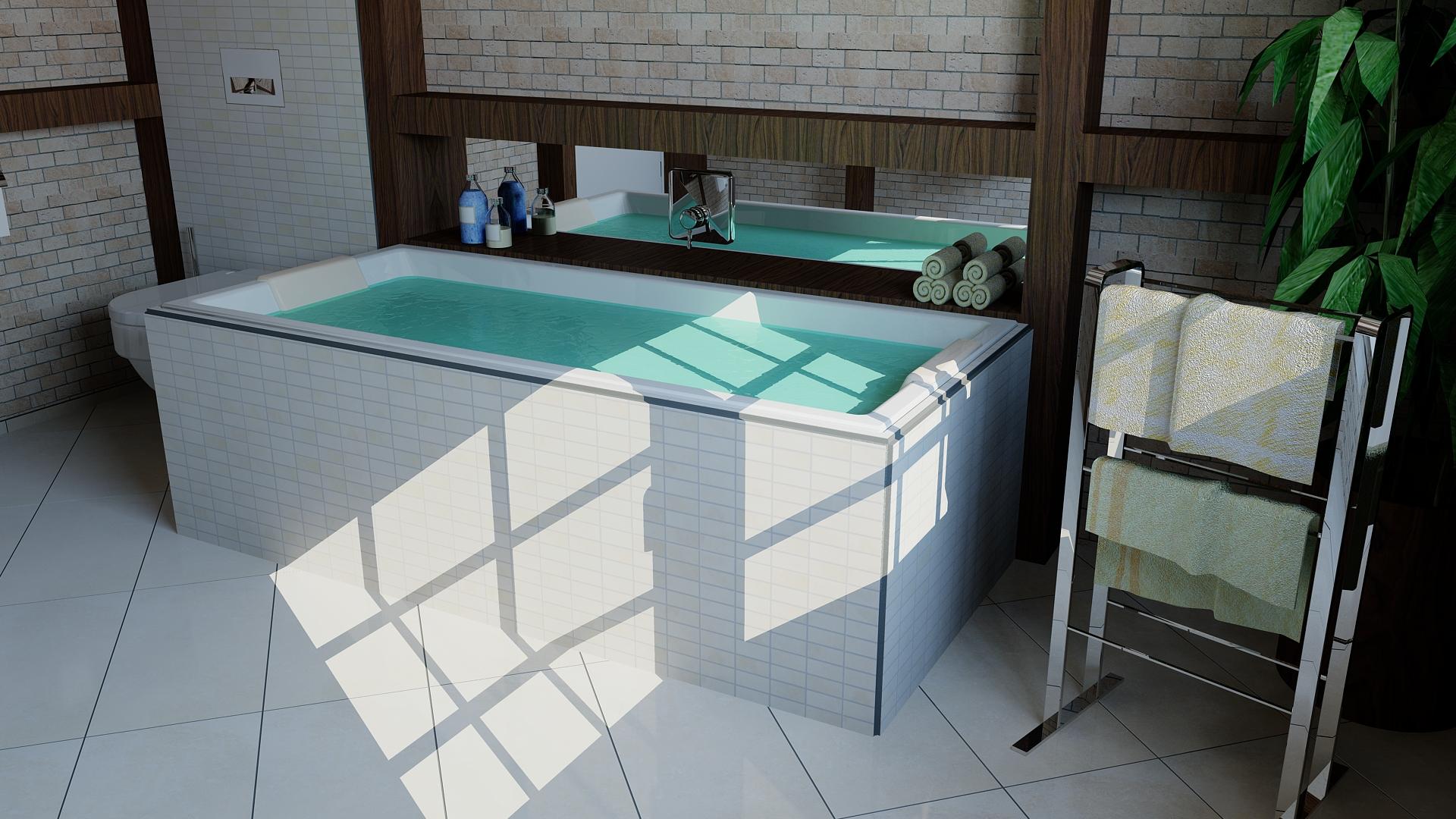 gerd nolte heizung & sanitär – 3d-badplanung, Badezimmer ideen